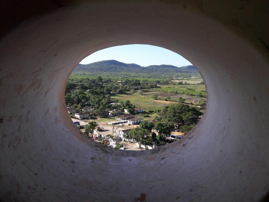 Cuba Trinidad slave watchtower