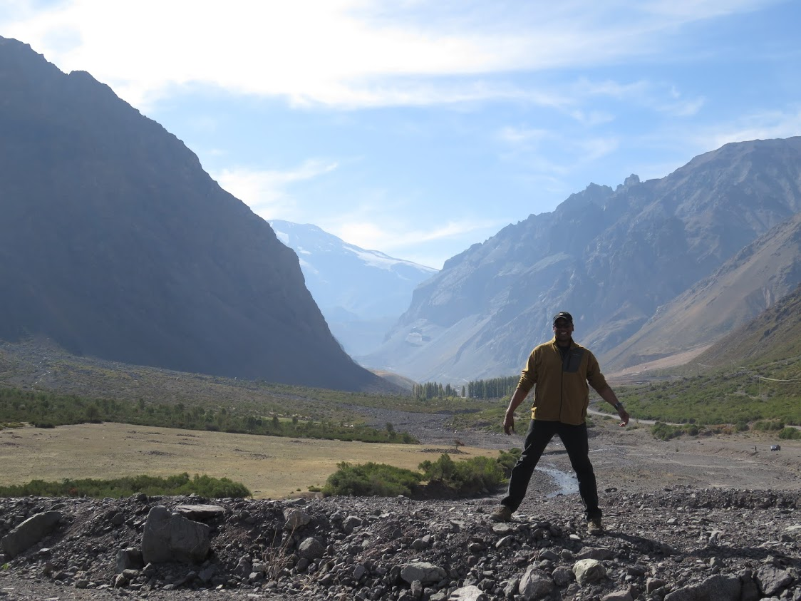 Chile-How the Andes almost claimed me